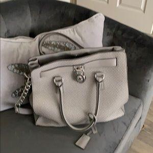 Michael Kors Hamilton studded bag